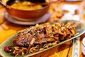Naxi Style Grilled Fish
