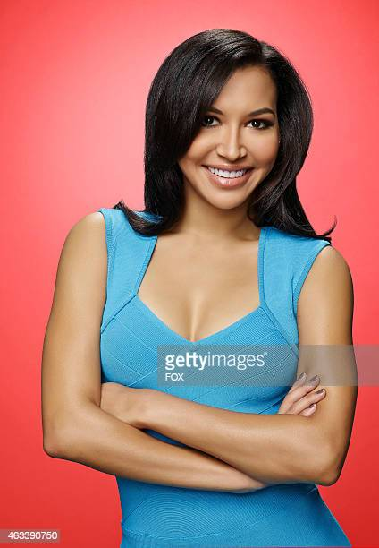 Naya Rivera as Santana on the sixth and final season of GLEE premiering with a special twohour event Friday Jan 9 2015 on FOX