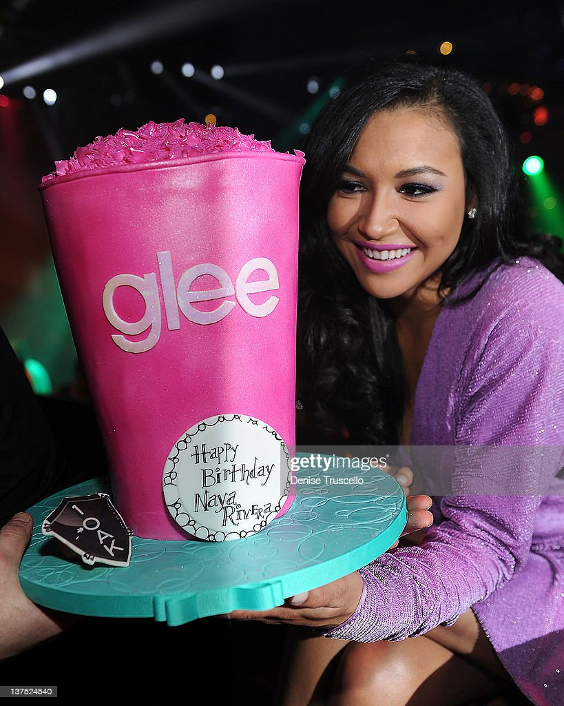 <a gi-track='captionPersonalityLinkClicked' href=/galleries/search?phrase=Naya+Rivera&family=editorial&specificpeople=5745696 ng-click='$event.stopPropagation()'>Naya Rivera</a> celebrates her birthday at 1 OAK Las Vegas at The Mirage on January 21, 2012 in Las Vegas, Nevada.