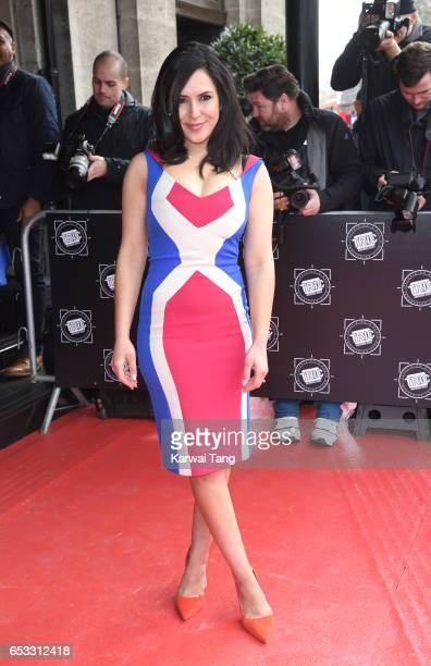 Nazaneen Ghaffar attends the TRIC Awards 2017 at the Grosvenor House on March 14 2017 in London United Kingdom
