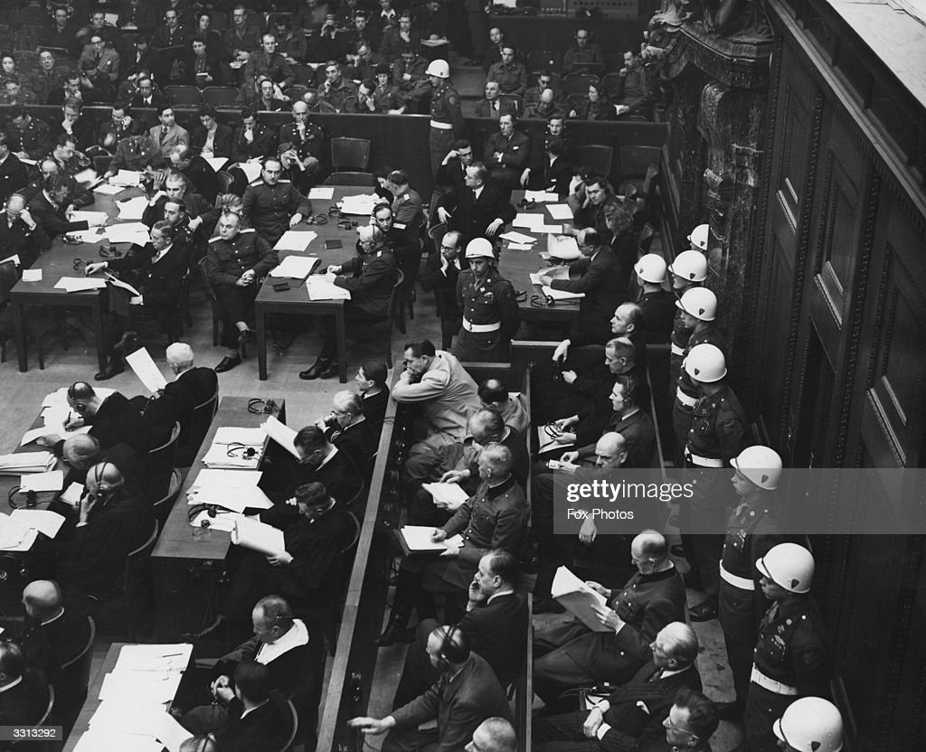 an overview of the infamous nuremberg court trials In the 20th century, few trials attracted more attention than the 10 trials listed below from the scopes monkey trial to the nuremberg trials and the rosenberg trial.
