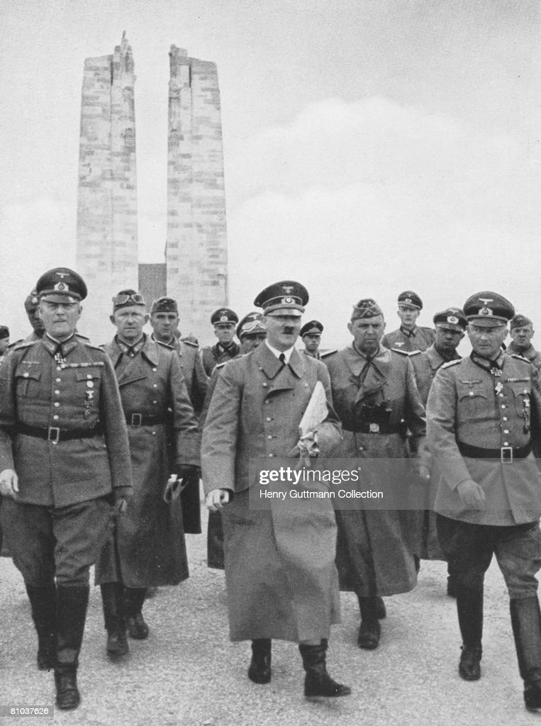 an analysis of adolph hitler of germany in the first world war Germany former nurse tells of hitler  but there have been very few corroborative first  claims to have been the nazi leader's nurse at the end of world war.