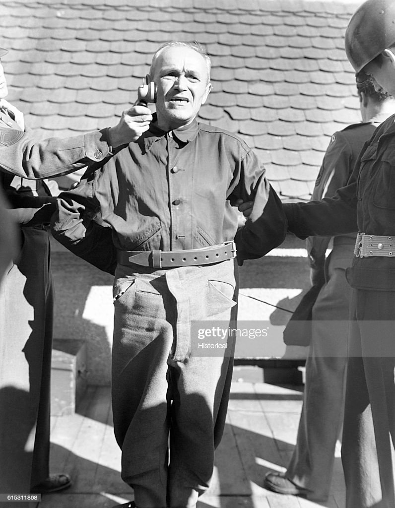nazi war crimes trials stock photos and pictures getty images hanging of hoffman
