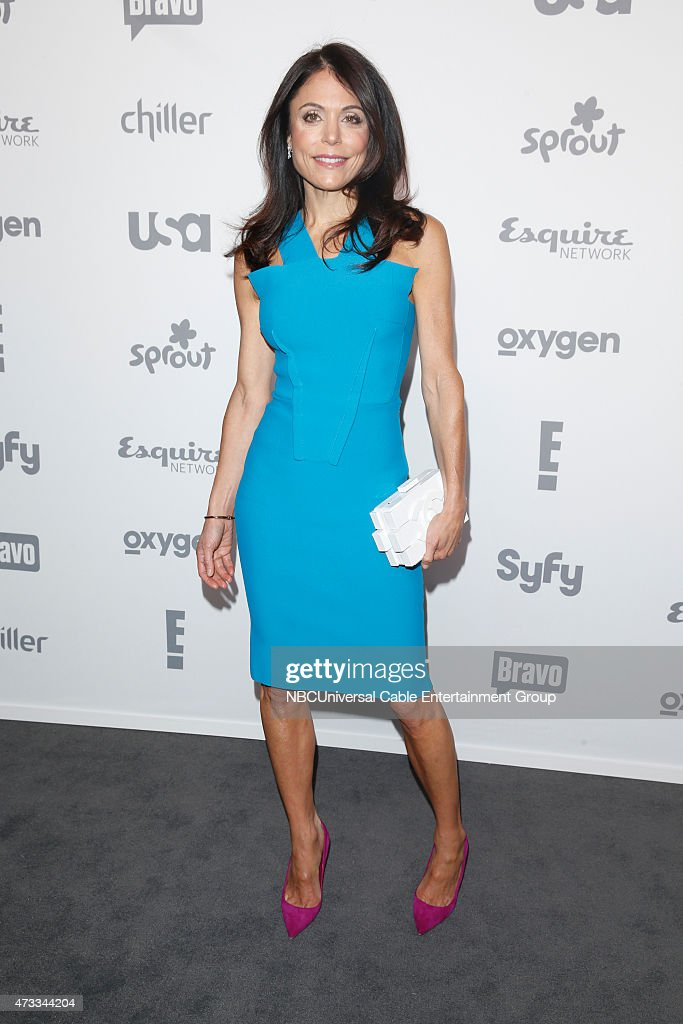 UPFRONT '2015 NBCUniversal Cable Entertainment Upfront at the Javits Center in New York City on Thursday May 14 2015' Pictured Bethenny Frankel 'The...