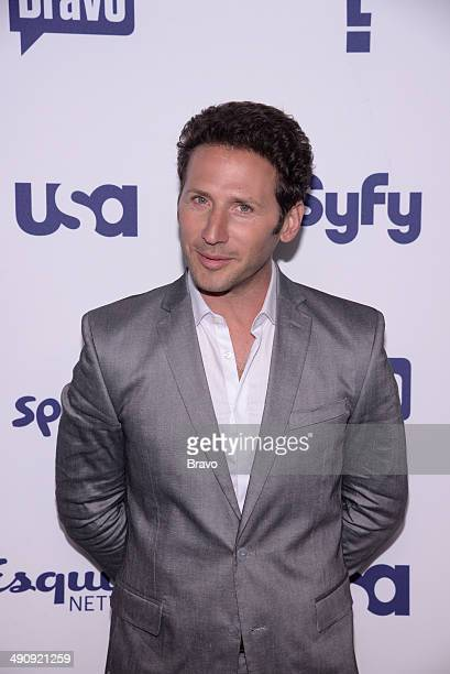 UPFRONT '2014 NBCUniversal Cable Entertainment Upfront at the Javits Center in New York City on Thursday May 15 2014' Pictured Mark Feuerstein 'Royal...