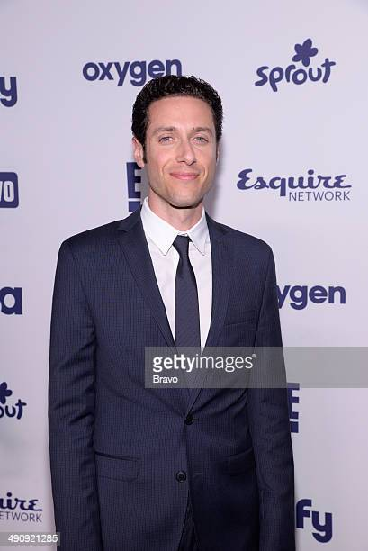 UPFRONT '2014 NBCUniversal Cable Entertainment Upfront at the Javits Center in New York City on Thursday May 15 2014' Pictured Paulo Costanzo 'Royal...