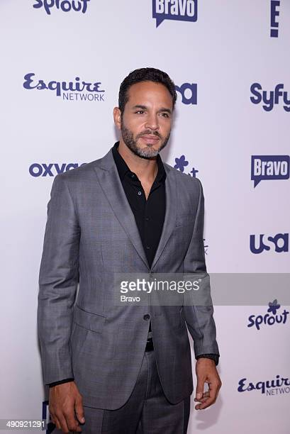 UPFRONT '2014 NBCUniversal Cable Entertainment Upfront at the Javits Center in New York City on Thursday May 15 2014' Pictured Brandon Jay McLaren...