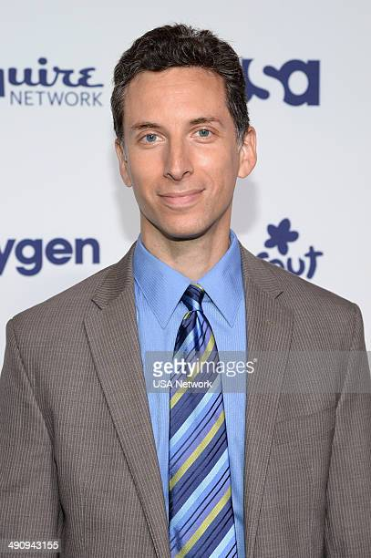 UPFRONT '2014 NBCUniversal Cable Entertainment Upfront at the Javits Center in New York City on Thursday May 15 2014' Pictured Ben Shenkman 'Royal...