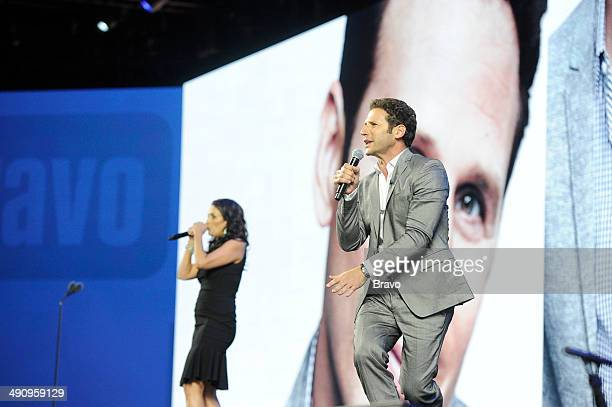 UPFRONT '2014 NBCUniversal Cable Entertainment Upfront at the Javits Center in New York City on Thursday May 15 2014' Pictured Jenni Pulos 'Flipping...