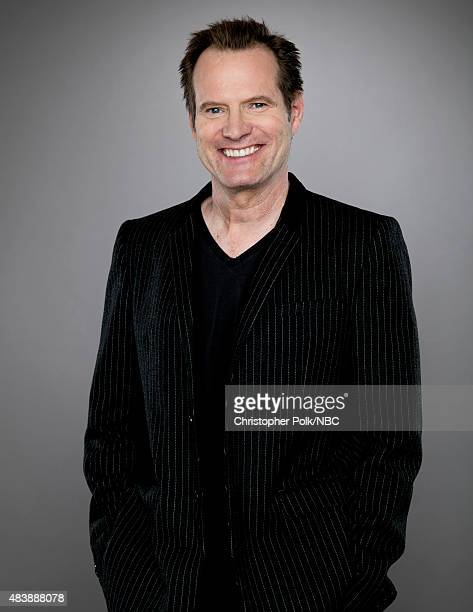 EVENTS NBCUniversal Portrait Studio August 2015 Pictured Actor Jack Coleman from 'Heroes Reborn' poses for a portrait at the NBCUniversal Summer...