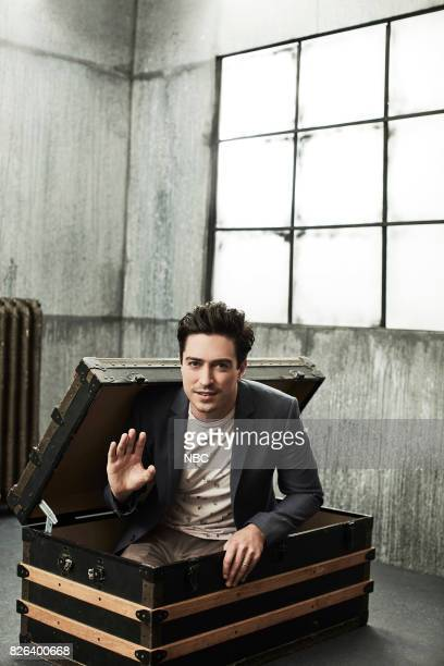 EVENTS NBCUniversal Portrait Studio August 2017 Pictured Ben Feldman 'Superstore'