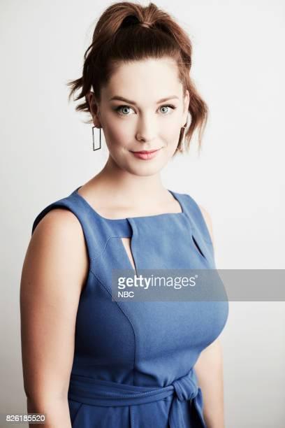 EVENTS NBCUniversal Portrait Studio August 2017 Pictured Briga Heelan 'Great News'