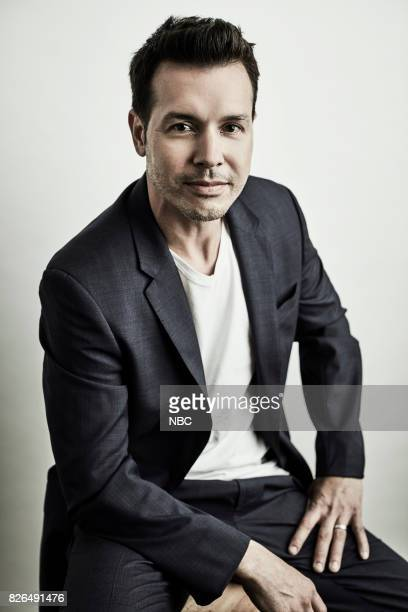 EVENTS NBCUniversal Portrait Studio August 2017 Pictured Jon Seda 'Chicago PD'