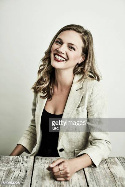 EVENTS NBCUniversal Portrait Studio August 2017 Pictured Tracy Spiridakos 'Chicago PD'