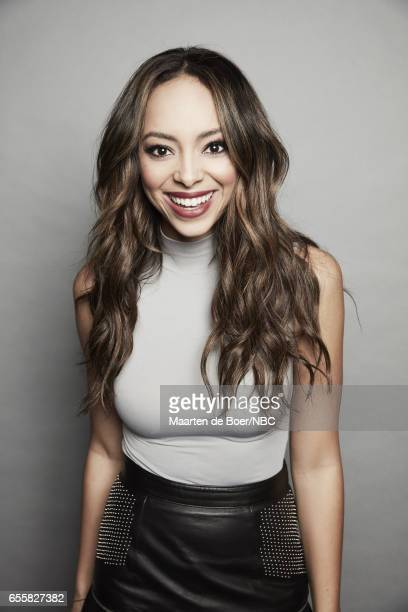 EVENTS NBCUniversal Portrait Studio March 2017 Pictured Amber Stevens West 'The Carmichael Show' on March 20 2017 in Los Angeles California NUP_177600