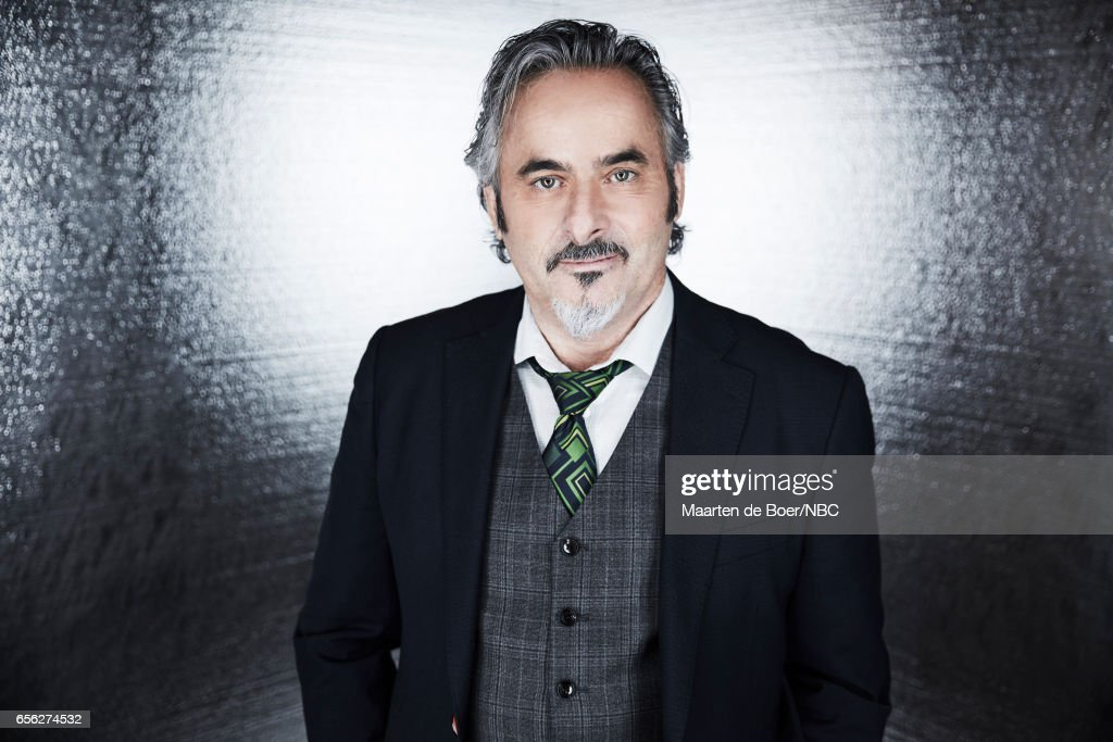 EVENTS -- NBCUniversal Portrait Studio, March 2017 -- Pictured: David Feherty 'Feherty' -- on March 20, 2017 in Los Angeles, California. NUP_177600