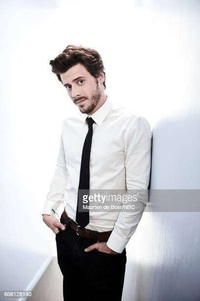 EVENTS NBCUniversal Portrait Studio March 2017 Pictured Francois Arnaud 'Midnight Texas' on March 20 2017 in Los Angeles California NUP_177600