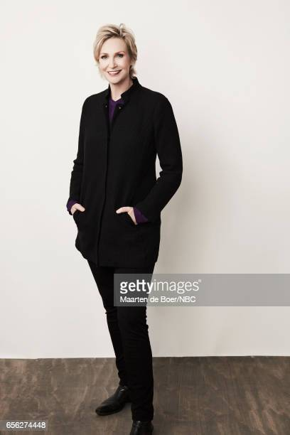 EVENTS NBCUniversal Portrait Studio March 2017 Pictured Jane Lynch 'Hollywood Game Night' on March 20 2017 in Los Angeles California NUP_177600