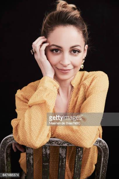EVENTS NBCUniversal Portrait Studio March 2017 Pictured Nicole Richie 'Great News' at the Four Seasons Hotel New York