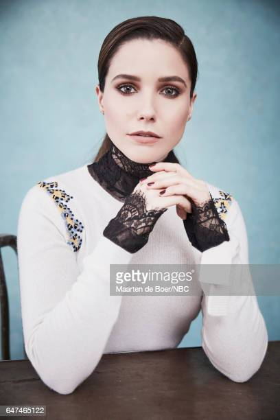 EVENTS NBCUniversal Portrait Studio March 2017 Pictured Sophia Bush 'Chicago PD' at the Four Seasons Hotel New York