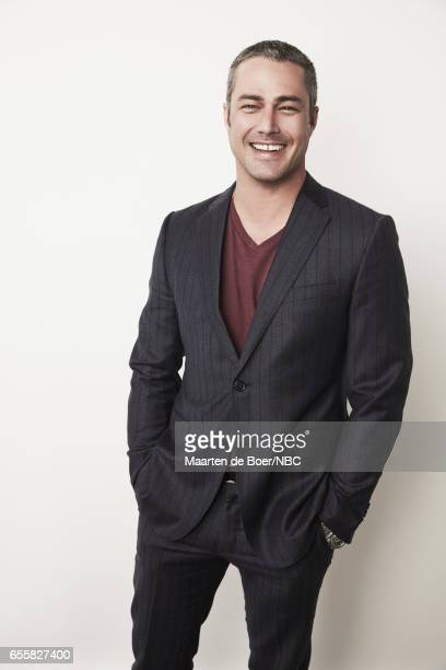 EVENTS NBCUniversal Portrait Studio March 2017 Pictured Taylor Kinney 'Chicago Fire' on March 20 2017 in Los Angeles California NUP_177600