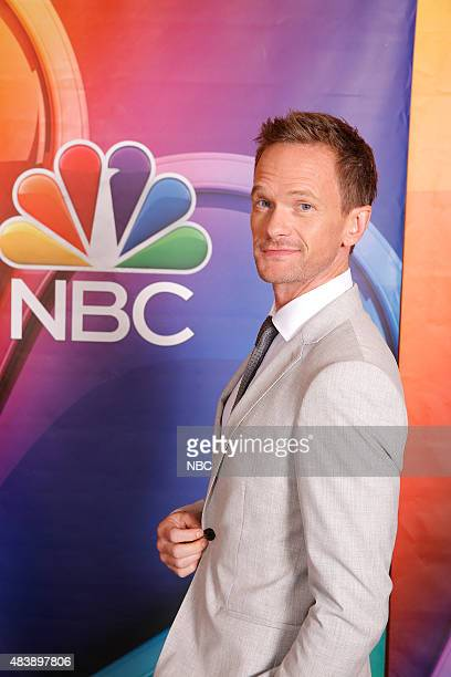 EVENTS NBCUniversal Press Tour August 2015 'Best Time Ever With Neil Patrick Harris' Pictured Neil Patrick Harris
