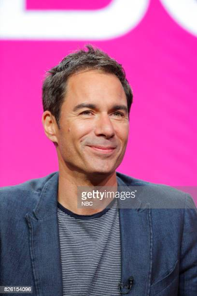 EVENTS NBCUniversal Press Tour August 2017 NBC's 'Will Grace' Session Pictured Eric McCormack