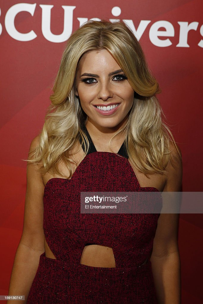 EVENTS -- NBCUniversal Press Tour January 2013 -- Pictured: Mollie King, 'Chasing the Saturdays' --
