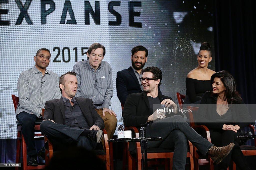 """NBC's """"Press Tour January 2015"""" - Syfy Sessions"""
