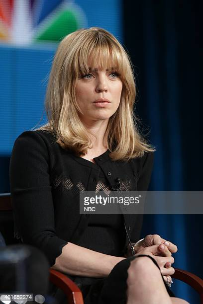 EVENTS NBCUniversal Press Tour January 2015 'The Slap' Session Pictured Melissa George