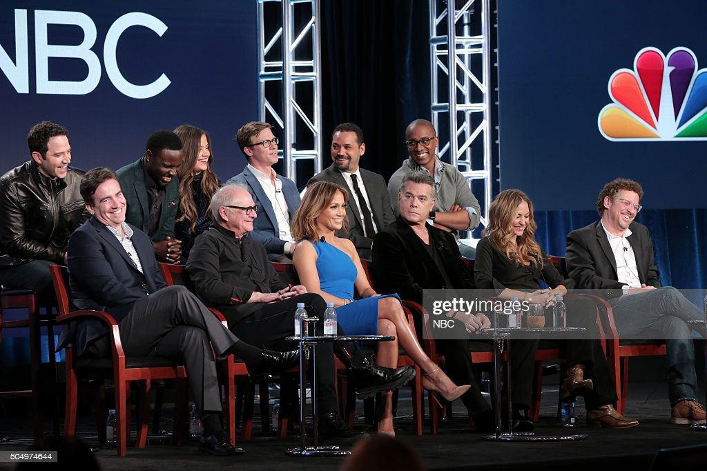 """NBC's """"Press Tour January 2016"""" - NBC Sessions"""