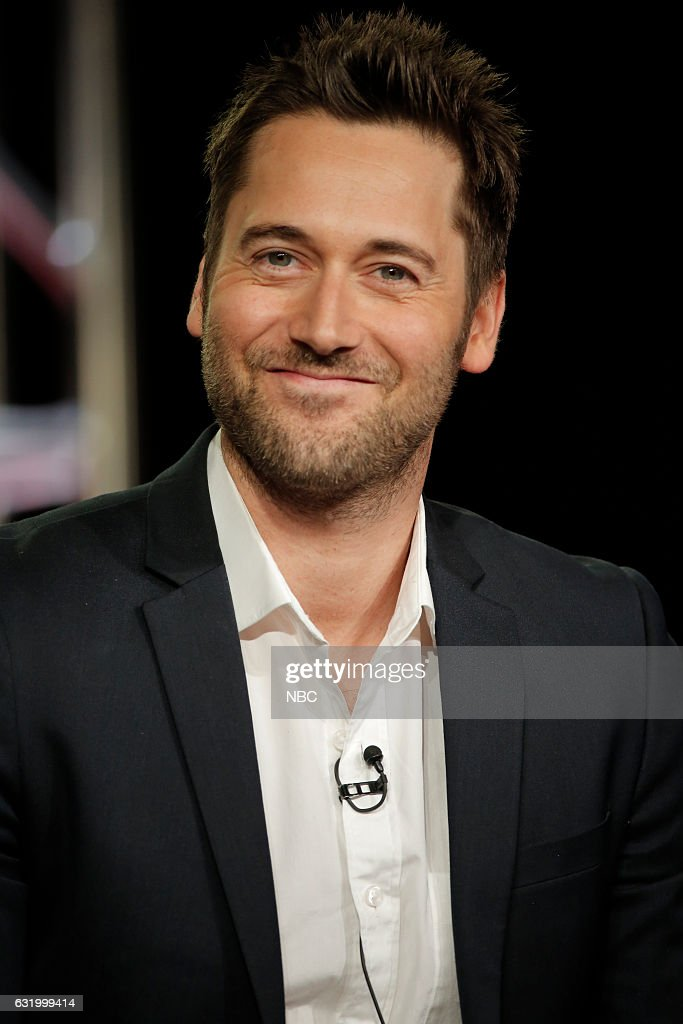 EVENTS -- NBCUniversal Press Tour, January 2017 -- NBC's 'The Blacklist: Redemption' Session -- Pictured: Ryan Eggold --