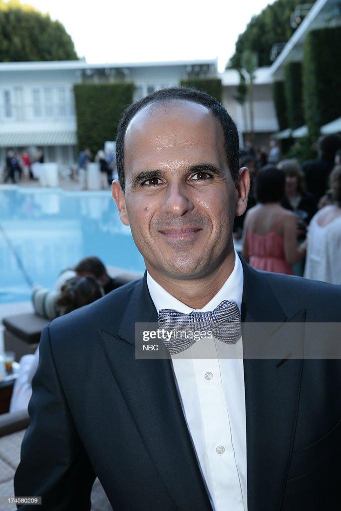 EVENTS -- NBCUniversal Press Tour July 2013 -- 'NBC Cocktail Reception' -- Pictured: Marcus Lemonis, 'The Profit' --