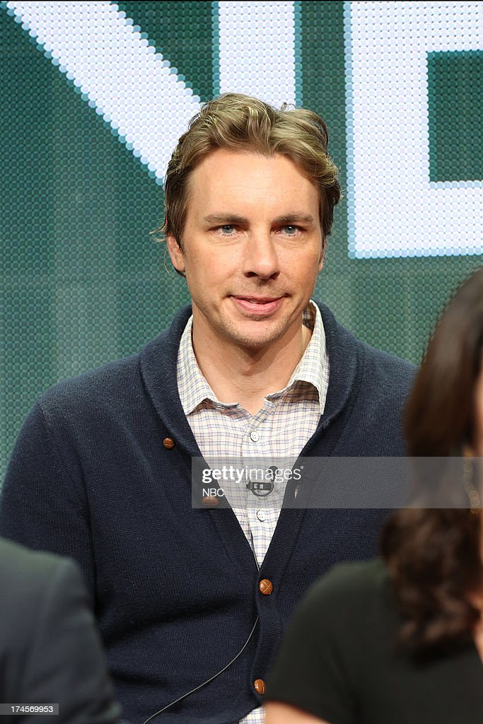 EVENTS -- NBCUniversal Press Tour July 2013 -- 'Parenthood' -- Pictured: Dax Shepard --