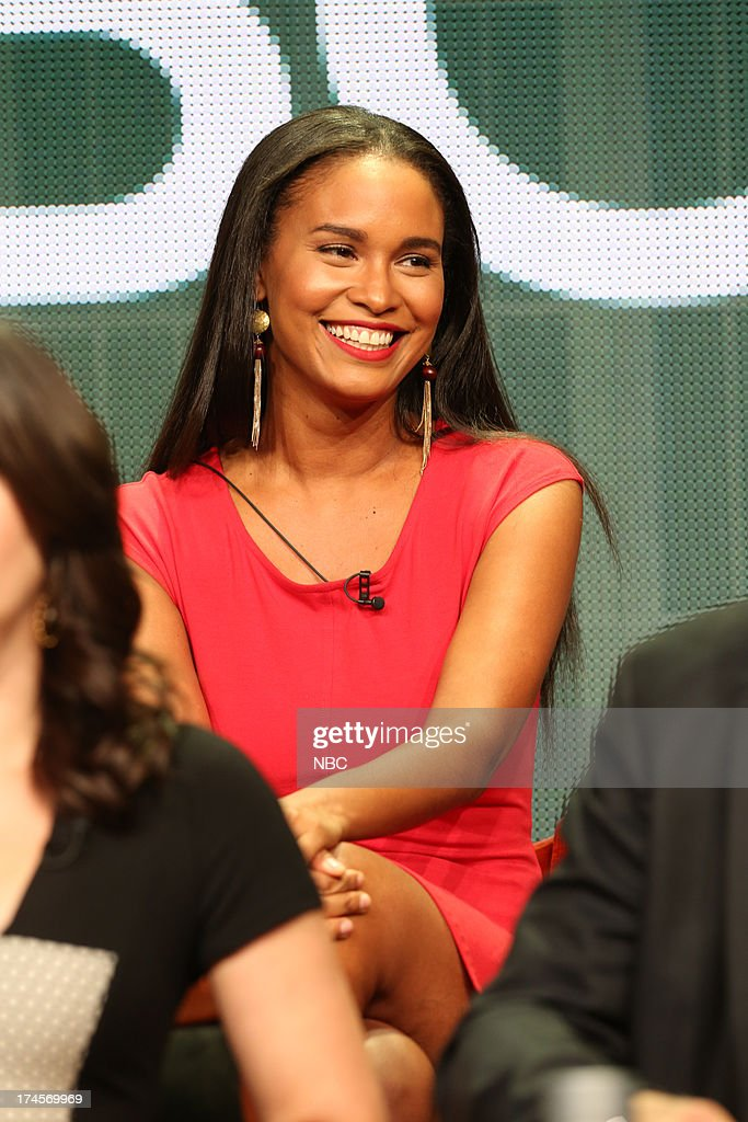 EVENTS -- NBCUniversal Press Tour July 2013 -- 'Parenthood' -- Pictured: Joy Bryant --