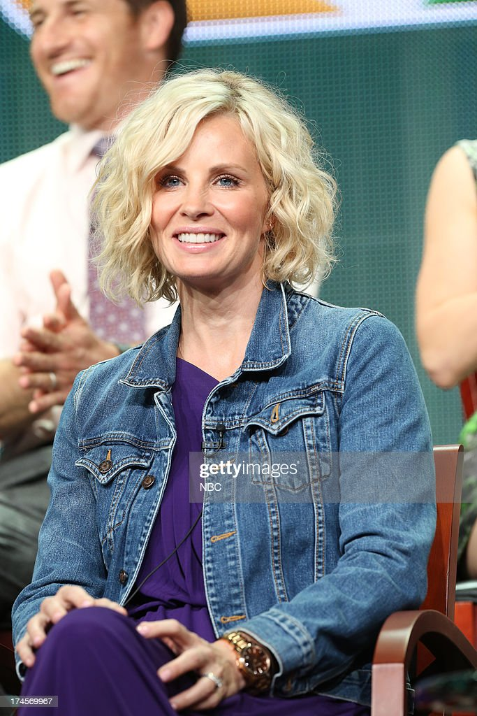 EVENTS -- NBCUniversal Press Tour July 2013 -- 'Parenthood' -- Pictured: Monica Potter --