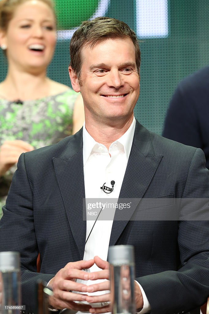 EVENTS -- NBCUniversal Press Tour July 2013 -- 'Parenthood' -- Pictured: Peter Krause --