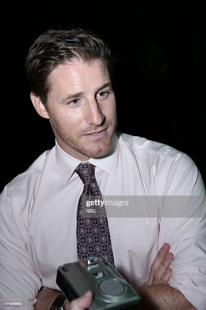 EVENTS -- NBCUniversal Press Tour July 2013 -- 'Parenthood' -- Pictured: Sam Jaeger --