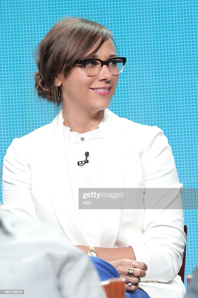 EVENTS -- NBCUniversal Press Tour, July 2014 -- 'A to Z' Session -- Pictured: Rashida Jones, Executive Producer --