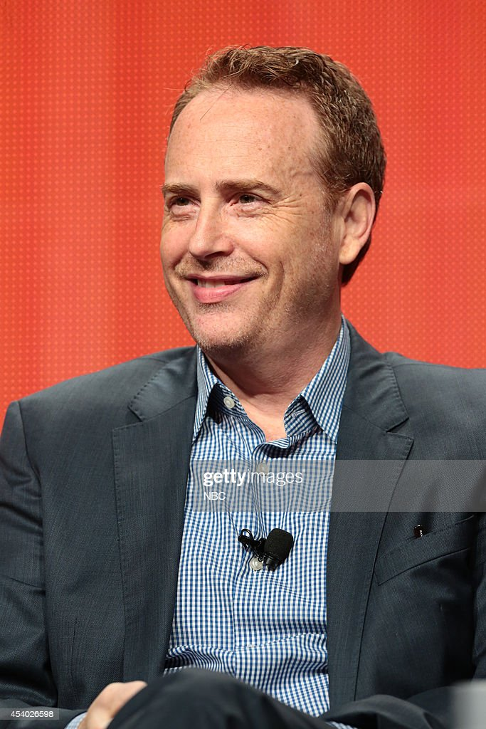 EVENTS -- NBCUniversal Press Tour, July 2014 -- 'Executive Session' -- Pictured: Robert Greenblatt, Chairman, NBC Entertainment --