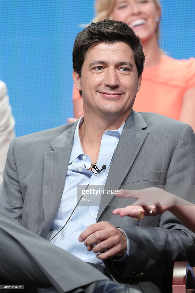 EVENTS -- NBCUniversal Press Tour, July 2014 -- 'Marry Me' Session -- Pictured: Ken Marino --