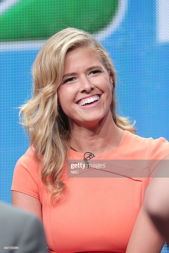 EVENTS NBCUniversal Press Tour July 2014 'Marry Me' Session Pictured Sarah Wright