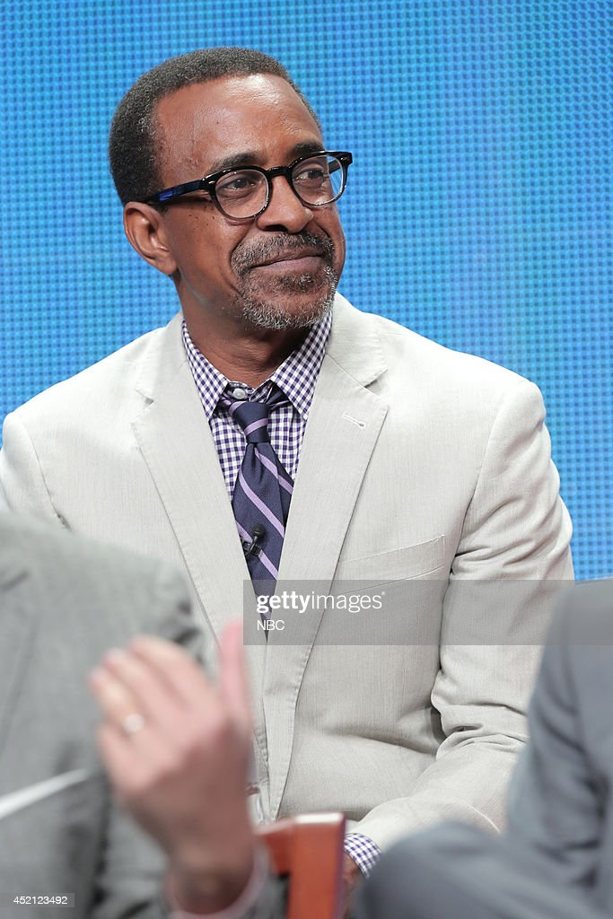 EVENTS -- NBCUniversal Press Tour, July 2014 -- 'Marry Me' Session -- Pictured: Tim Meadows --