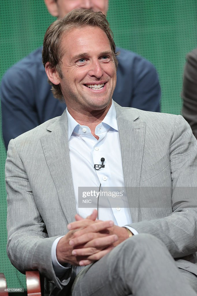 EVENTS -- NBCUniversal Press Tour, July 2014 -- 'The Mysteries of Laura' Session -- Pictured: Josh Lucas --