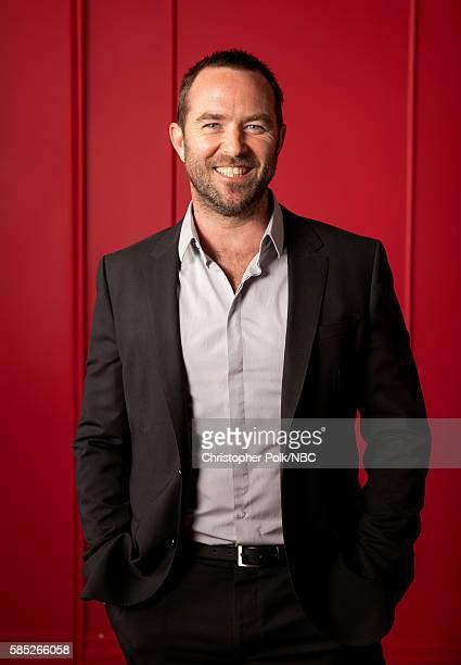 EVENTS NBCUniversal Press Tour Portraits AUGUST 02 2016 Actor Sullivan Stapleton of 'Blindspot' poses for a portrait in the the NBCUniversal Press...