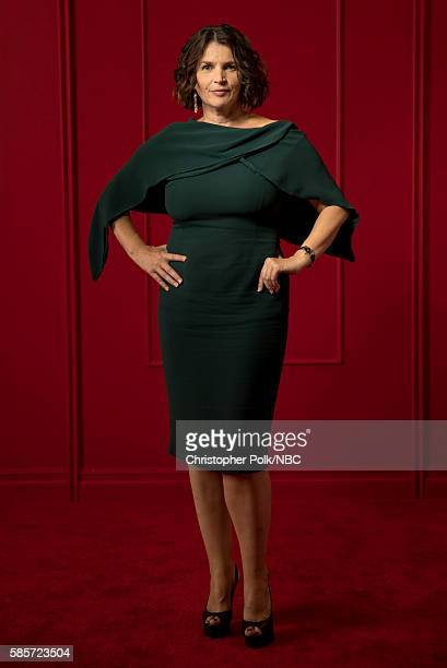 EVENTS NBCUniversal Press Tour Portraits AUGUST 03 2016 Actress Julia Ormond of 'Incorporated' poses for a portrait in the the NBCUniversal Press...