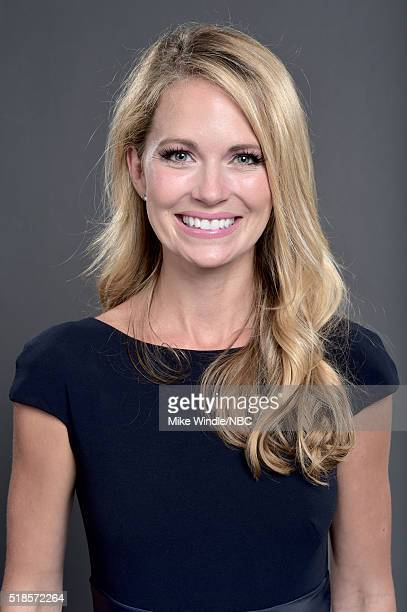 EVENTS NBCUniversal Summer Press Day April 1 2016 Pictured Cameran Eubanks of 'Southern Charm' poses for a portrait during the NBCUniversal Summer...