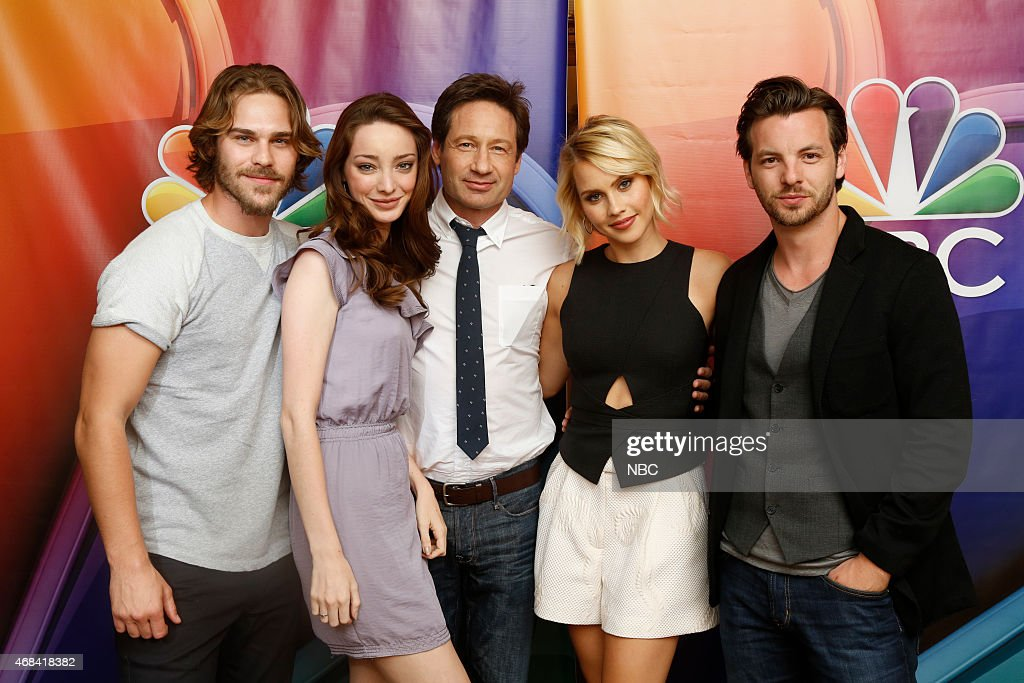"""NBCUniversal's """"Summer Press Day, April 2015"""" - Cast and Executive Portraits"""