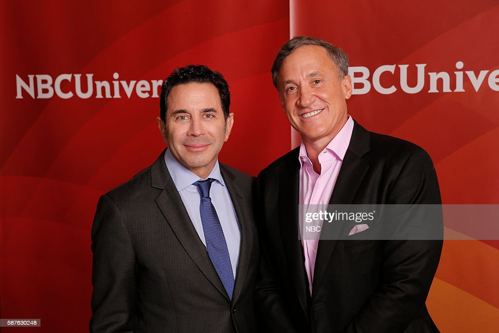 EVENTS -- NBCUniversal Summer Press Tour, August 3, 2016 -- E!s, 'Botched By Nature' cast -- Pictured: (l-r) Dr. Paul Nassif, Dr. Terry Dubrow --