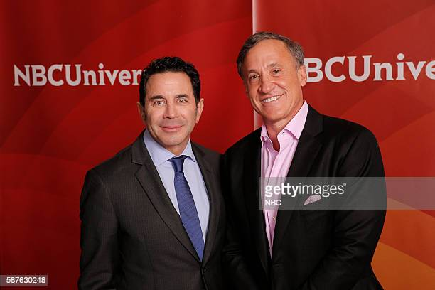 EVENTS NBCUniversal Summer Press Tour August 3 2016 Es 'Botched By Nature' cast Pictured Dr Paul Nassif Dr Terry Dubrow